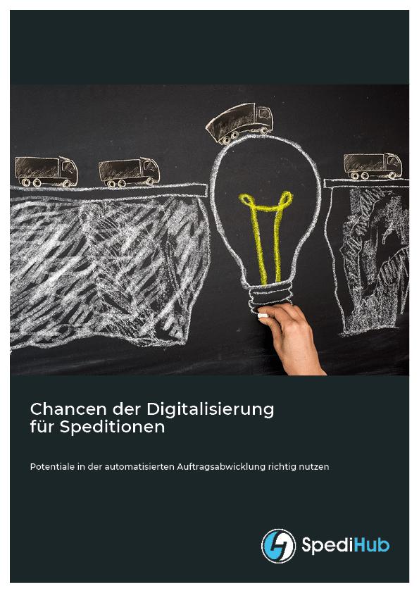 Digitalisierungschancen für Speditonen