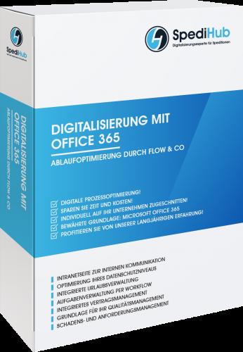 Produktbox Microsoft 365 Prozesse optimieren
